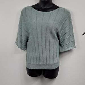 Like New! Chico's Green Sweater
